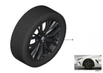 BMW LA wheel M Perf. Doub.sp.786M-19