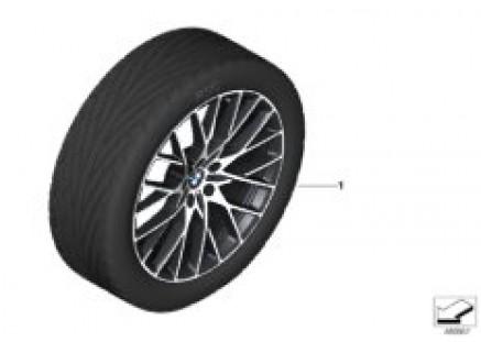 BMW LA wheel M Perf. Crosspacks 794M-20