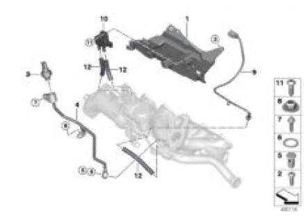 Exhaust sensors