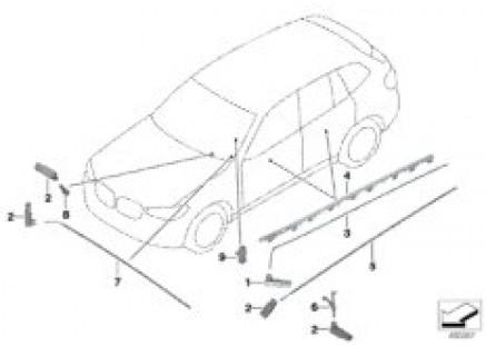 LED module / fiber-optic