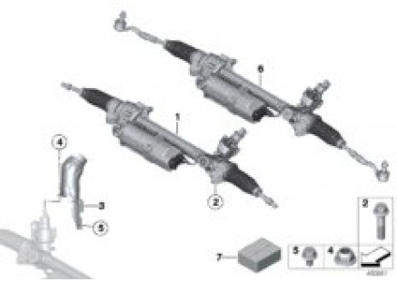 Electrical steering