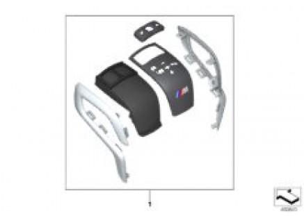 Repair kit f gear selector switch cover
