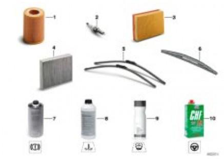 Engine oil / maintenance service
