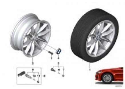 BMW LA wheel V-spoke 774 - 16