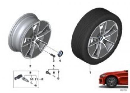 BMW LA wheel turbine styling 773 - 16