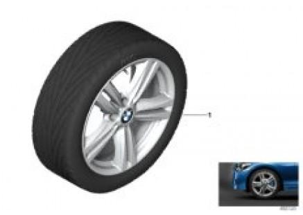 BMW LA Wheel M star spoke 386M - 18