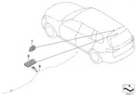 Sep.CMPT Diversity antenna amplifier