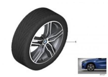 BMW LM wheel M double spoke 570M- 18