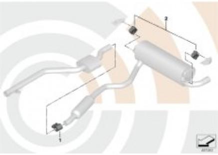 Repair kit for clamping sleeve