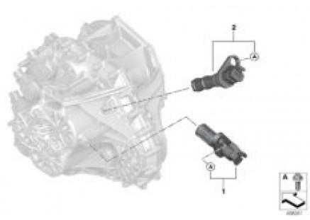 Input-speed sensor 7DCT300