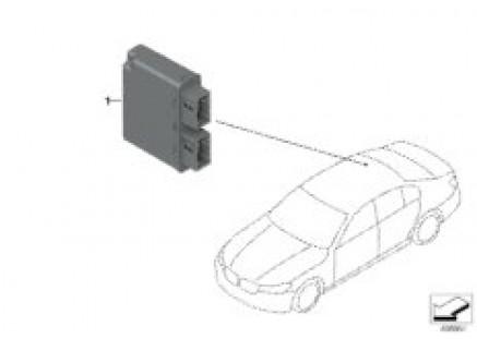 Control unit ultrasonic sensor