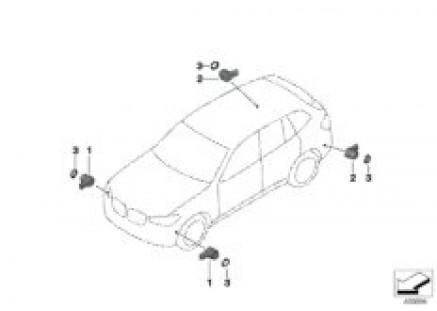 Ultrasonic sensor PMA