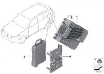 Receiver Audio Module