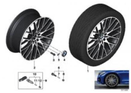 BMW LA wheel M crosspacks 794M - 20
